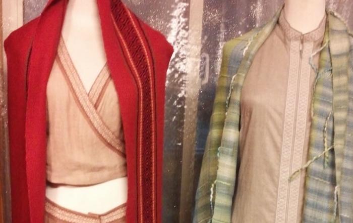 石壁部落传统民族服饰和纺织工艺