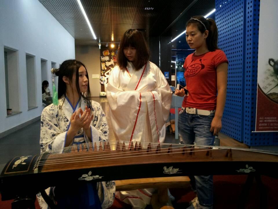 讲解中国乐器